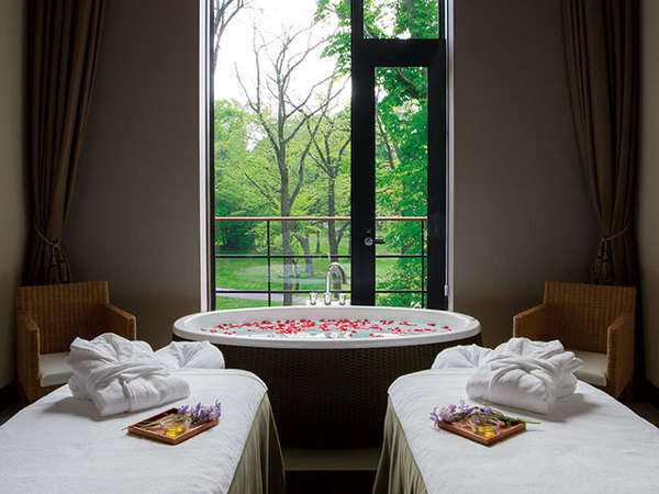 SPA THE FORESTで至福のひと時を・・