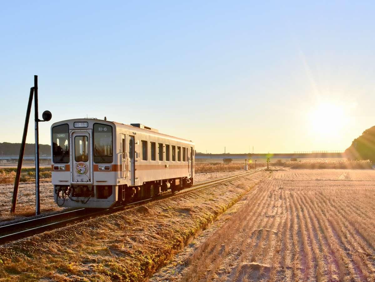 ローカル線 ひたちなか海浜鉄道