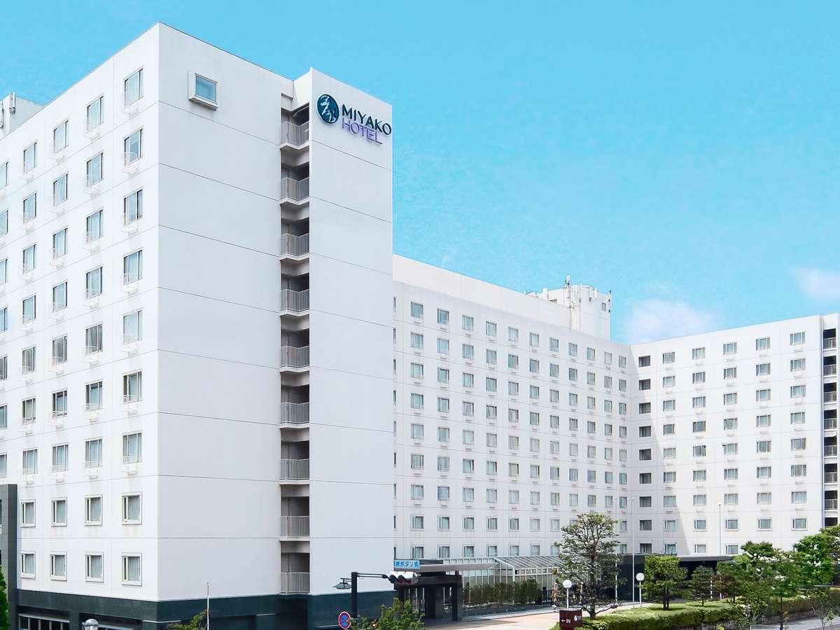 都ホテル 京都八条 外観