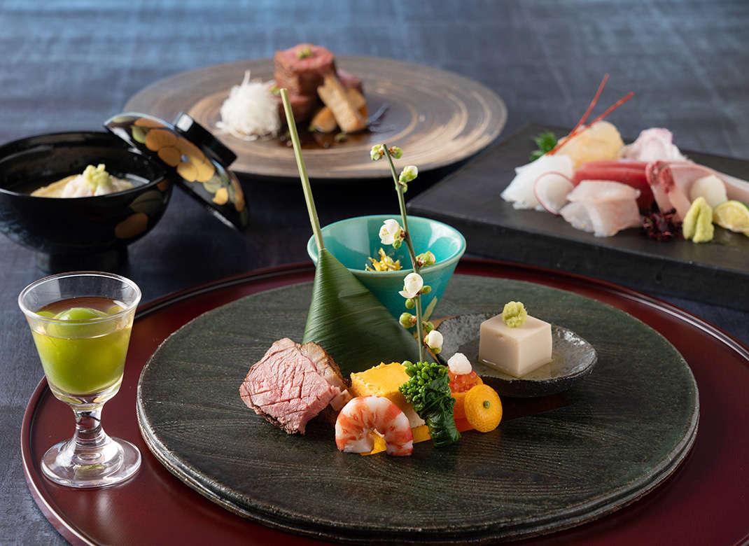 日本料理「神島」料理イメージ