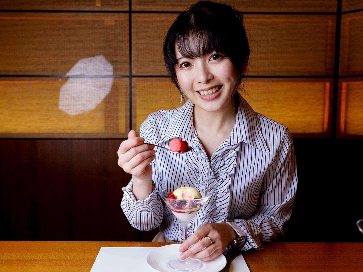 料理撮影のモデルさんも「美味しい!」と感激していました。