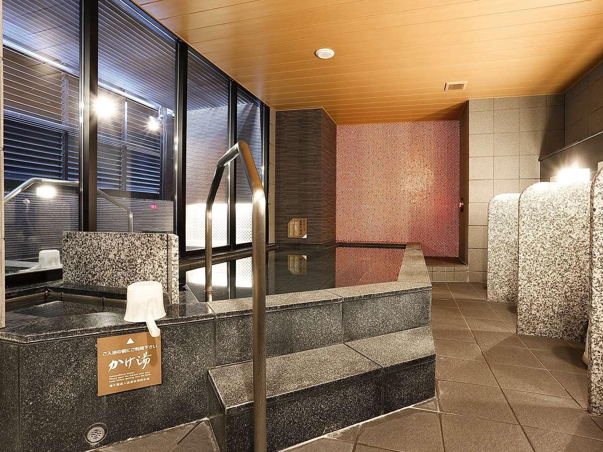 女性大浴場(内湯)