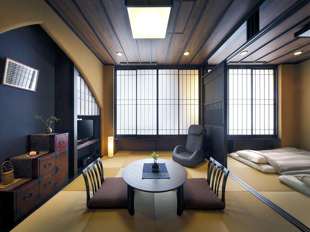 8+6畳【お洒落和室】-和室スタイル-
