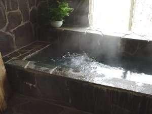 貸切りのできるお風呂。