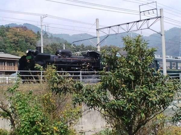 都心から最も近い蒸気機関車『SLパレオエクスプレス』大宮からは熊谷駅出発便がオススメ。