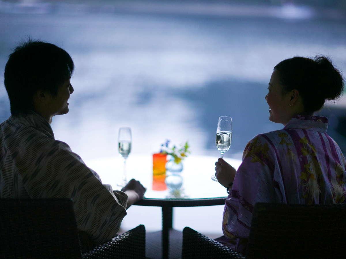 誰にも邪魔されない「大切な方と特別なひととき」を日本百景に囲まれた海辺のリゾート
