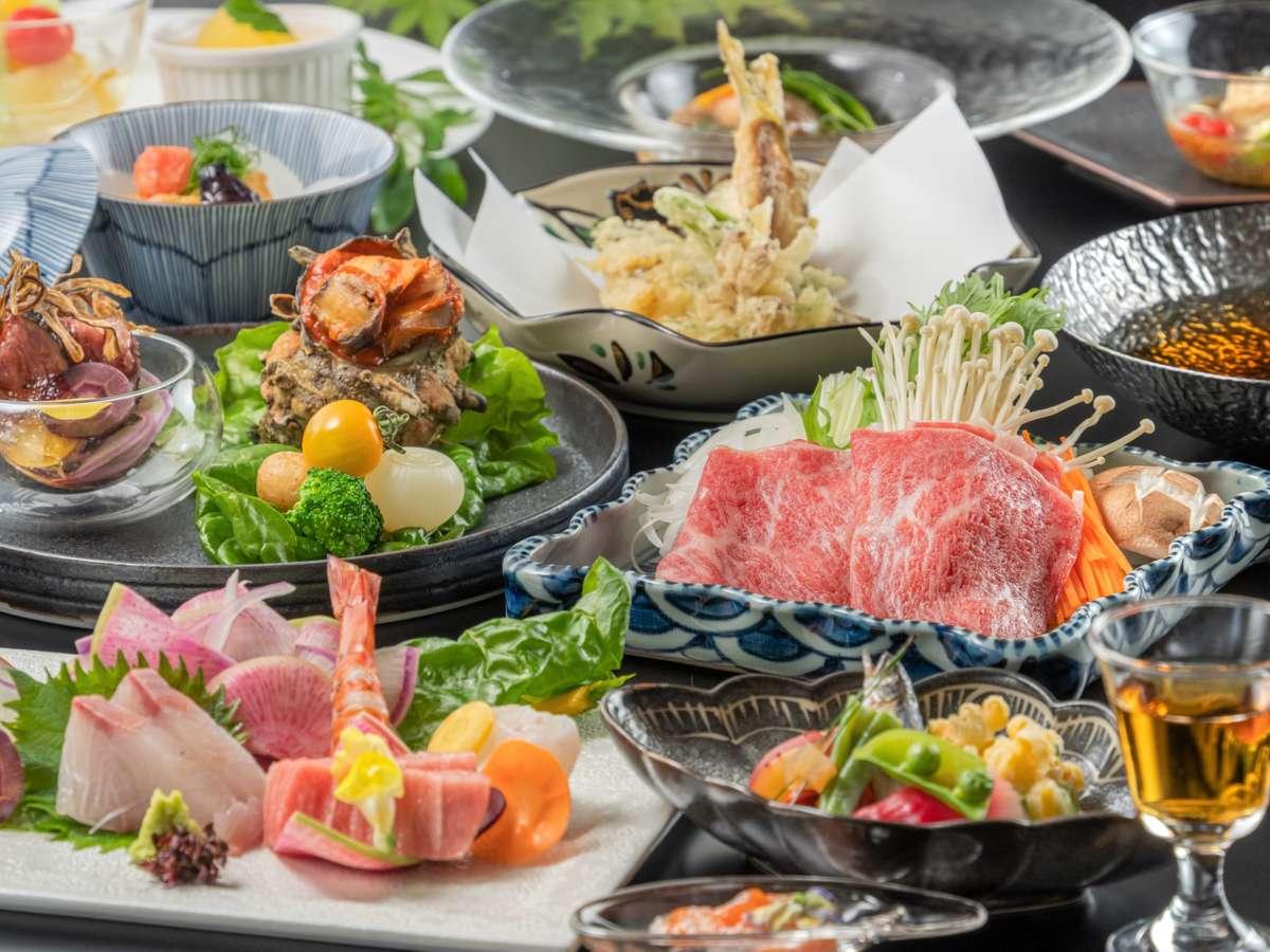 料理長おまかせ懐石【結~yui】人と人の結びをイメージした料理長珠玉の懐石料理