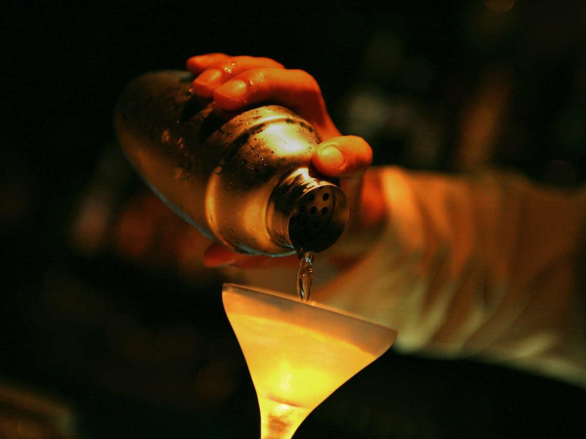 ◆カフェ&バー◆お好みのカクテルを、当館のバーテンダーが