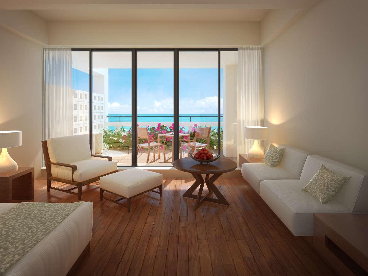 ツインからファミリーやグループで泊まれる和洋室、スイートルームまで、多種類の客室タイプから選べます。