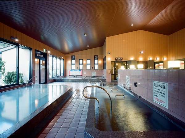 【とれとれの湯】ジェット風呂&電気マッサージ風呂☆