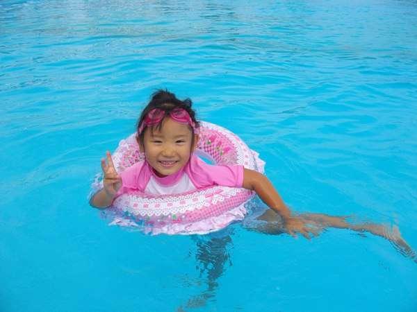 【夏】夏と言えばプールで決まり!シーサイドプールで大はしゃぎ♪