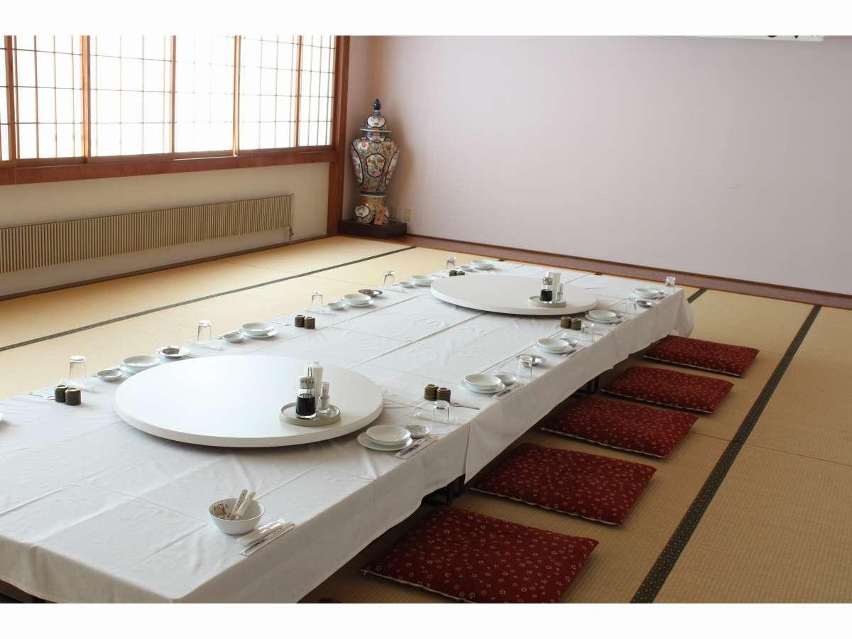 【宴会場】大小様々な宴会場をご用意しております!