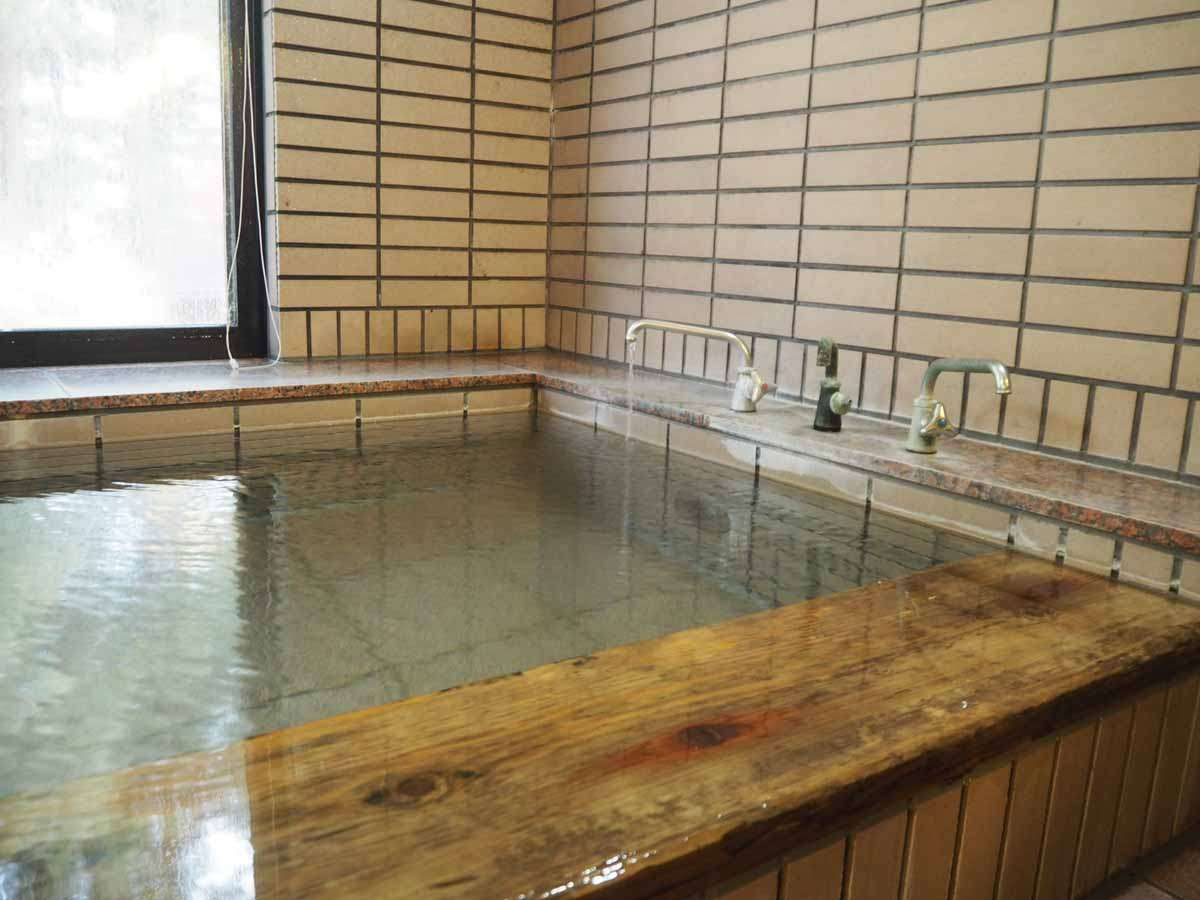 *大浴場/檜の香りに包まれて優雅なお風呂タイム♪
