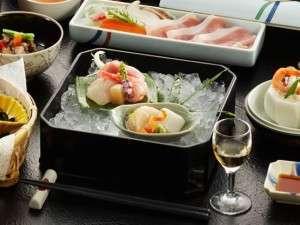 ■夕食■~旬・恵・楽~美味しいものを少しずつ~