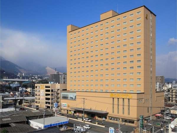 大分県別府市中央町5-17  別府亀の井ホテル -01