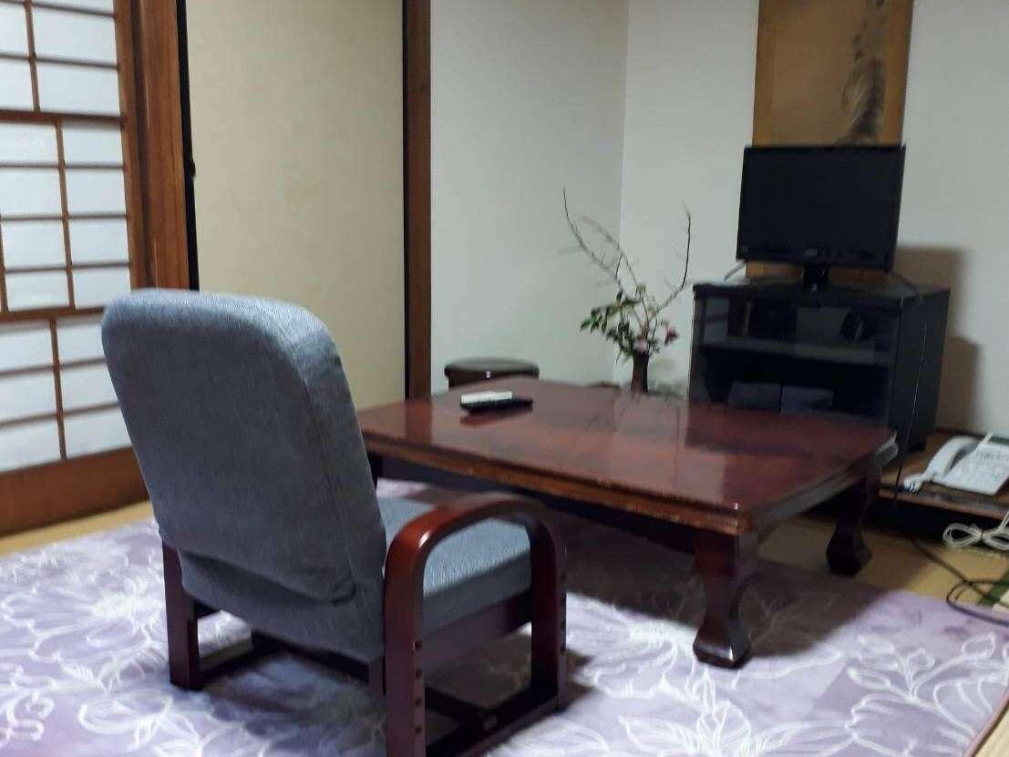 ■和室6畳 1名様向けのお部屋です
