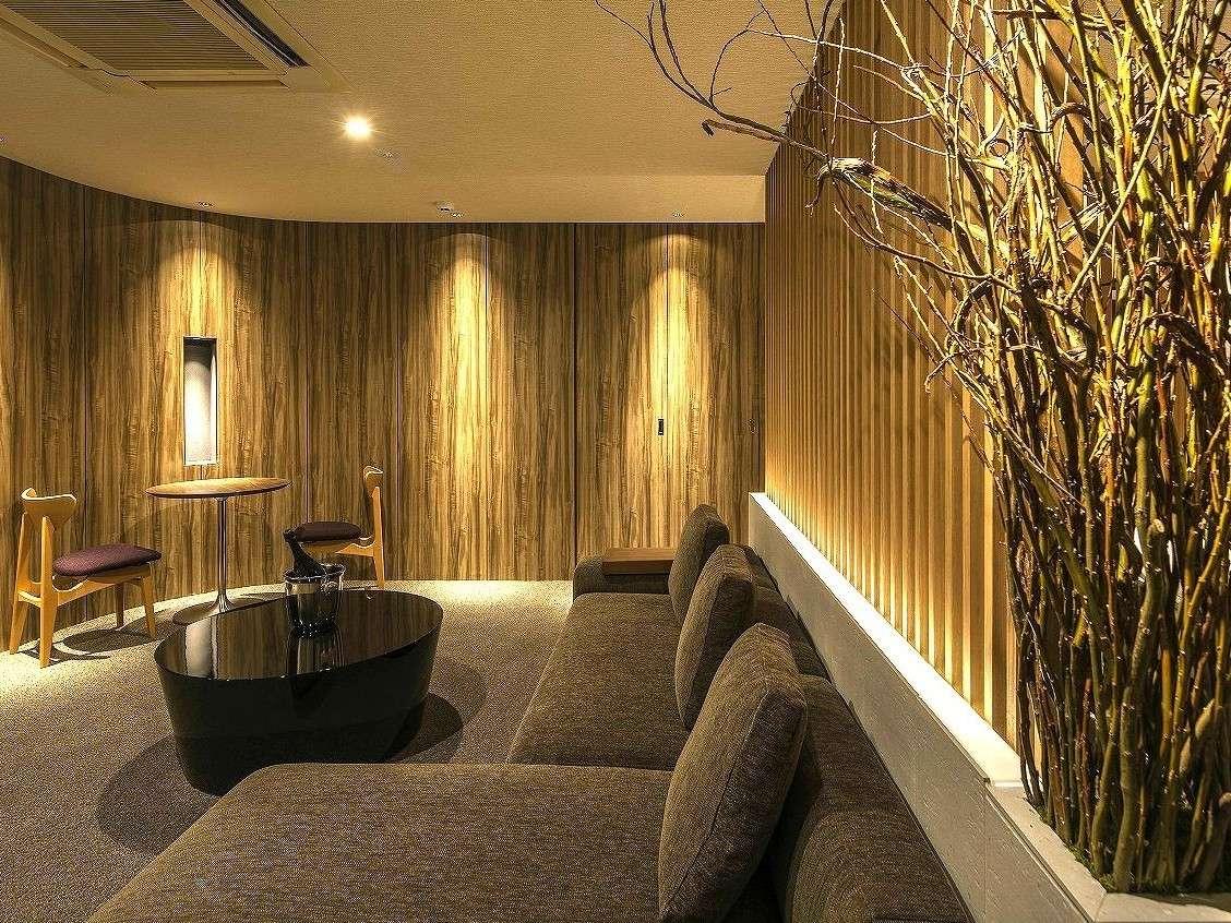 813号室/和洋折衷のデザインが、ワンランク上の上質空間を演出。