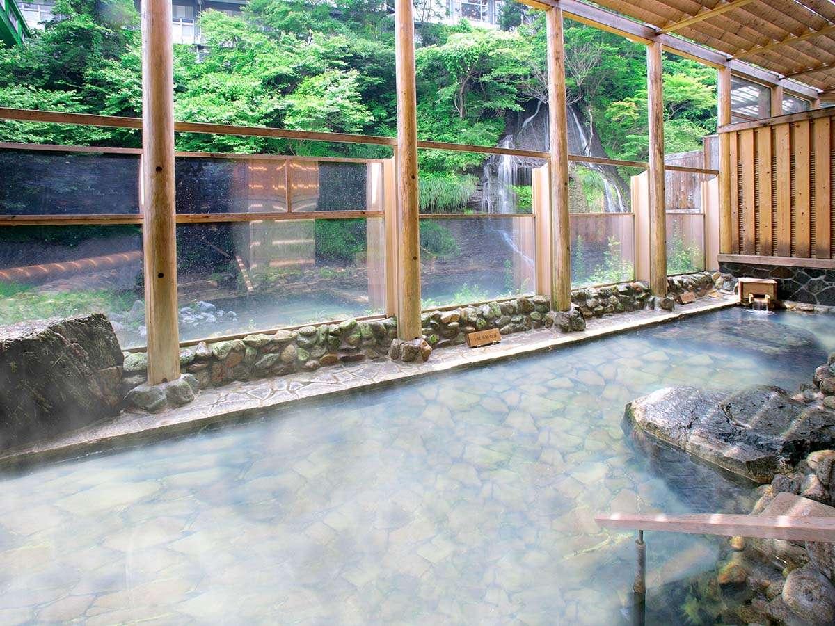 湯仙峡大浴場(男性)