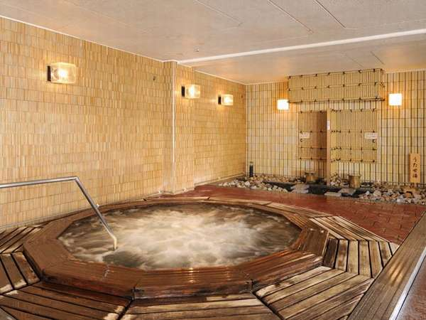 ホテル鹿の湯 温泉