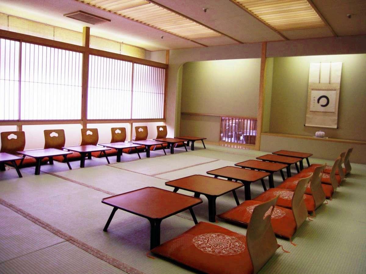 【4F 個室会食処・飛鳥】お人数に合わせた、大小さまざまなご会食場をご用意
