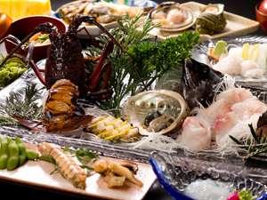 夏の海幸料理