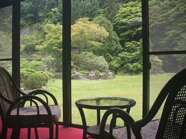客室からの風景(春~夏)