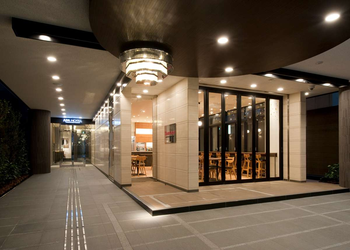Apa Hotel(Kodemmacho-Ekimae)