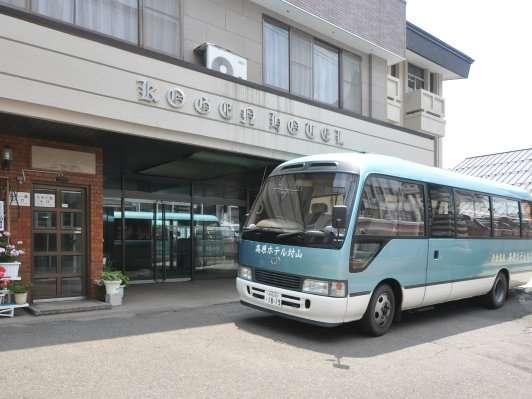 赤倉温泉街の中心でスキー場もすぐ近く