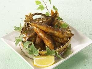 いわき市の魚「目光唐揚げ」