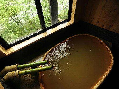 貸切風呂・かわら湯