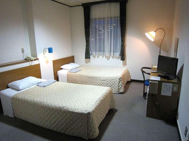 ツインルーム(2ベッド)