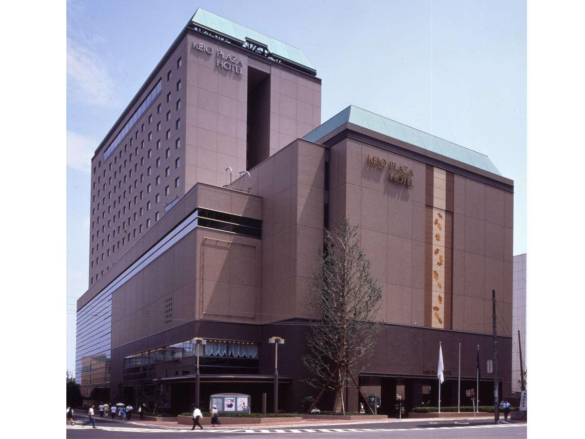 【八王子駅から徒歩2分】施設&サービス充実の総合シティホテル