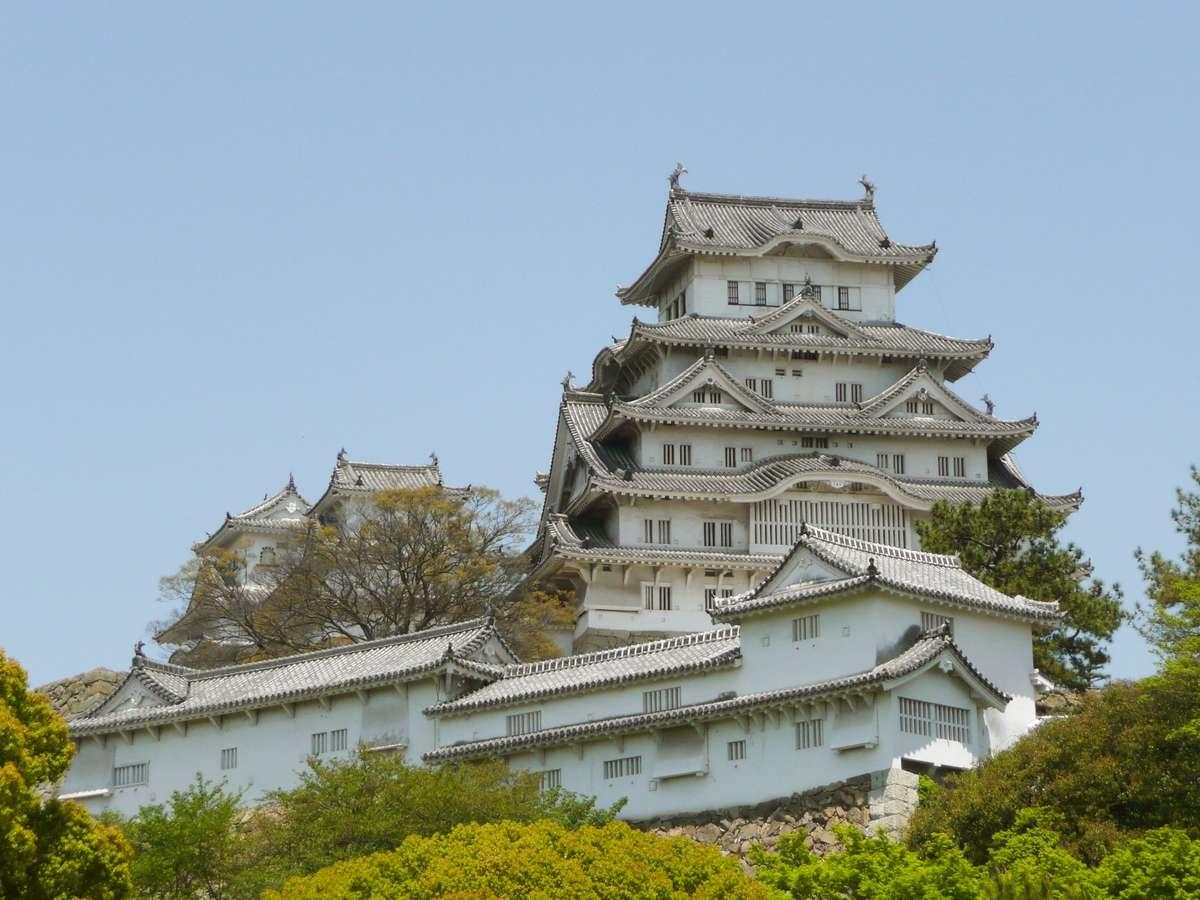 ◆国宝「姫路城」◆ホテルから徒歩15分◆