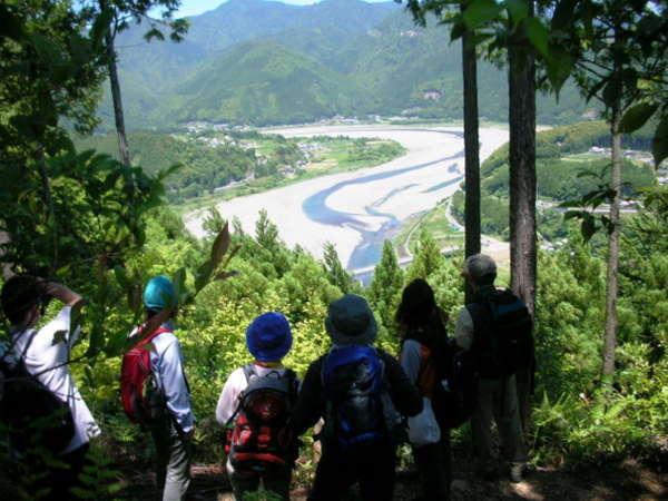 熊野古道の景色一例