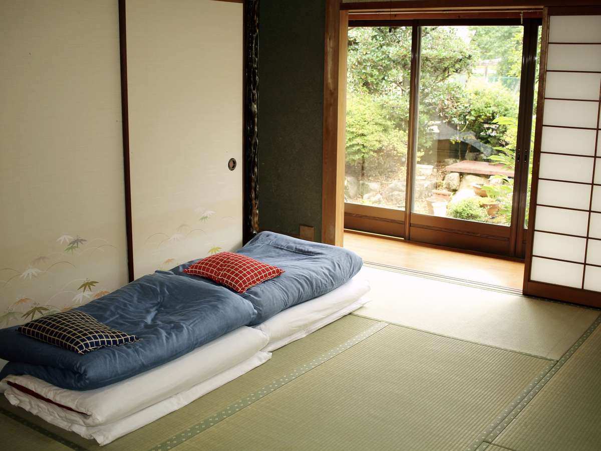 6畳のゆったりとしたお部屋