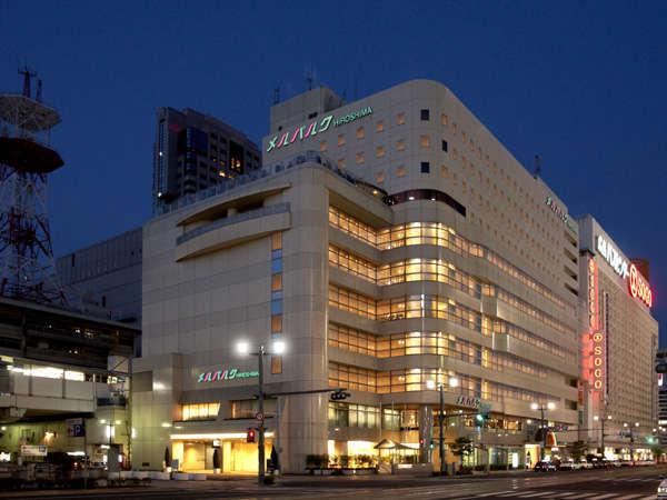 広島グリーンアリーナ・広島文化学園HBGホール周辺ホテル - 格安・人気・おすすめ