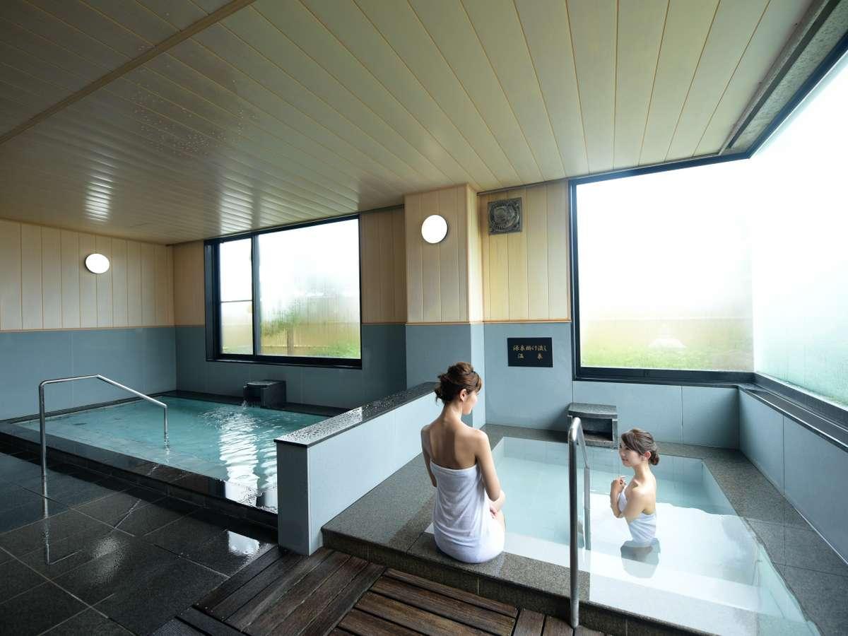 天然温泉大浴場1
