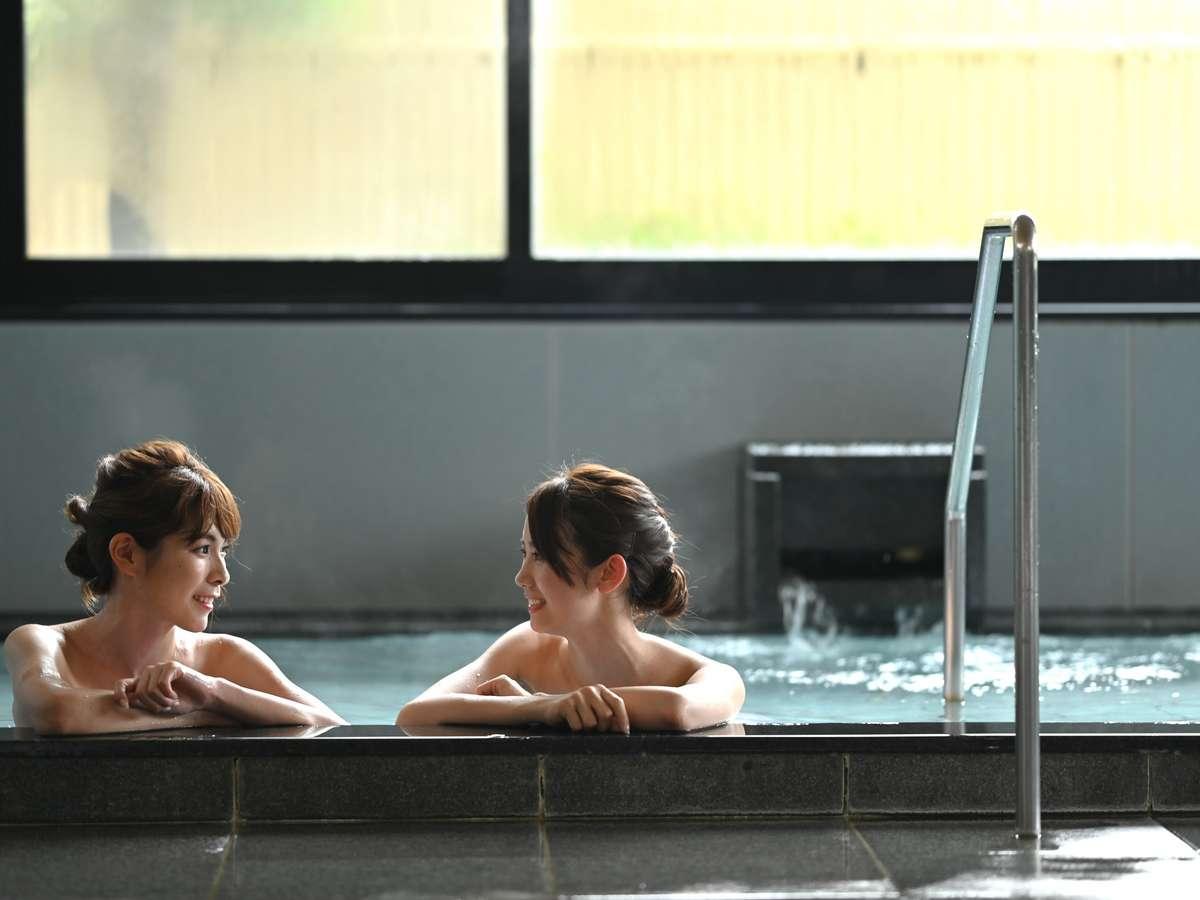 天然温泉大浴場2