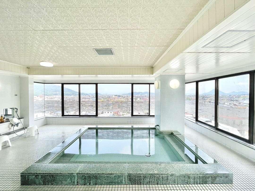 【最上階・ご宿泊のお客様限定】男性浴場