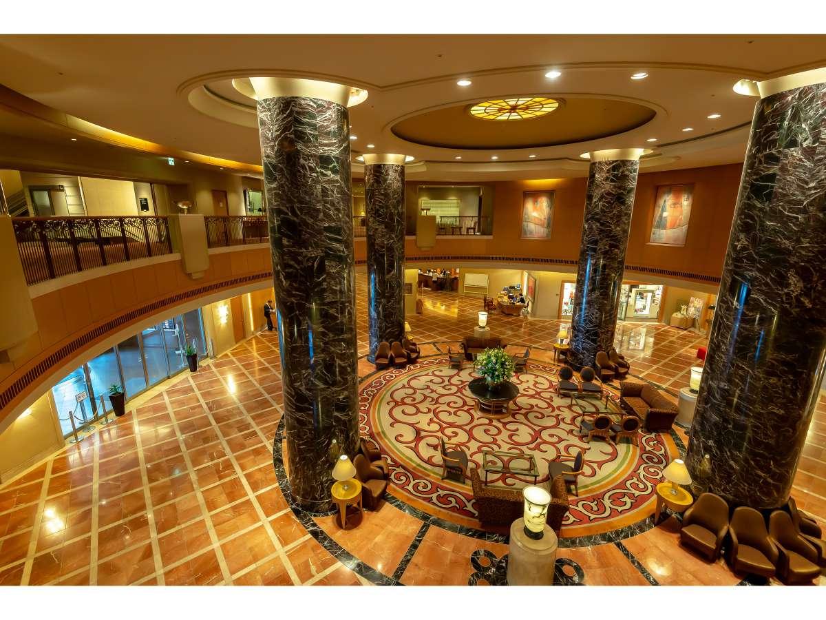 ホテルロビーイメージ