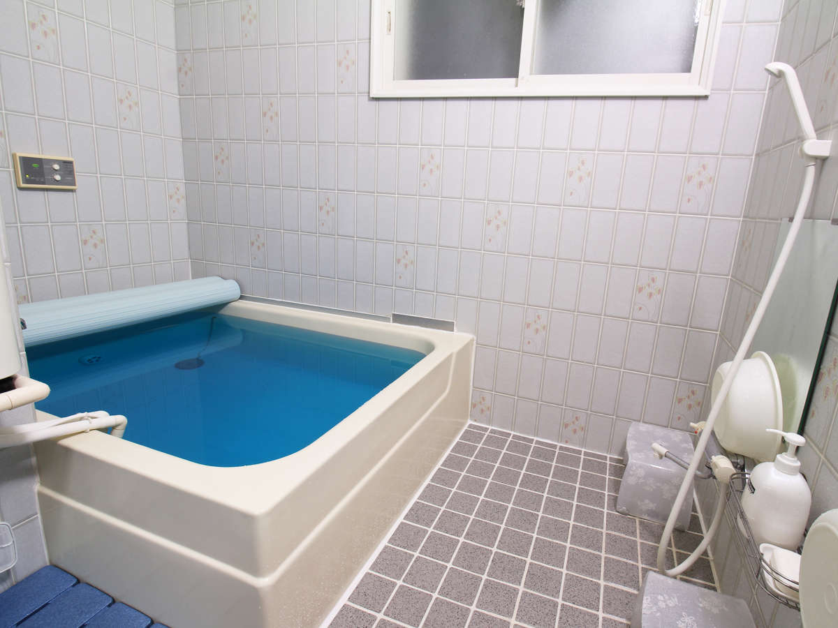 *【風呂】体の芯からぽかぽか温まるお風呂でリフレッシュ!