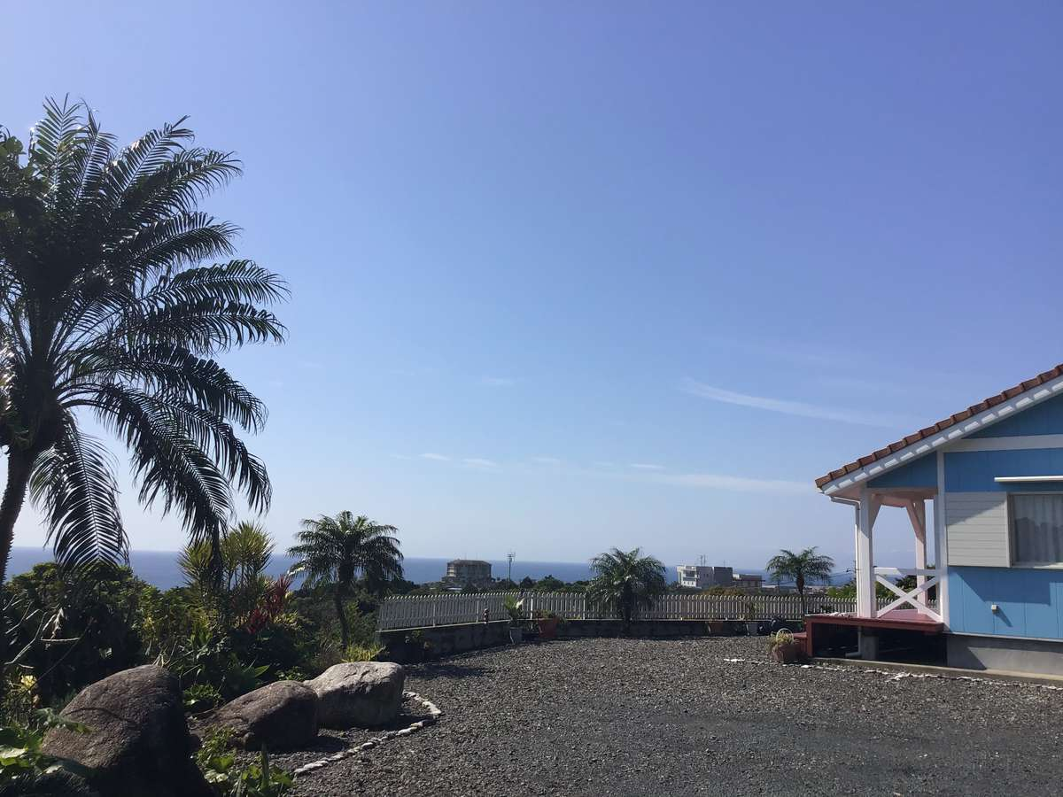 ルアナから見る景色