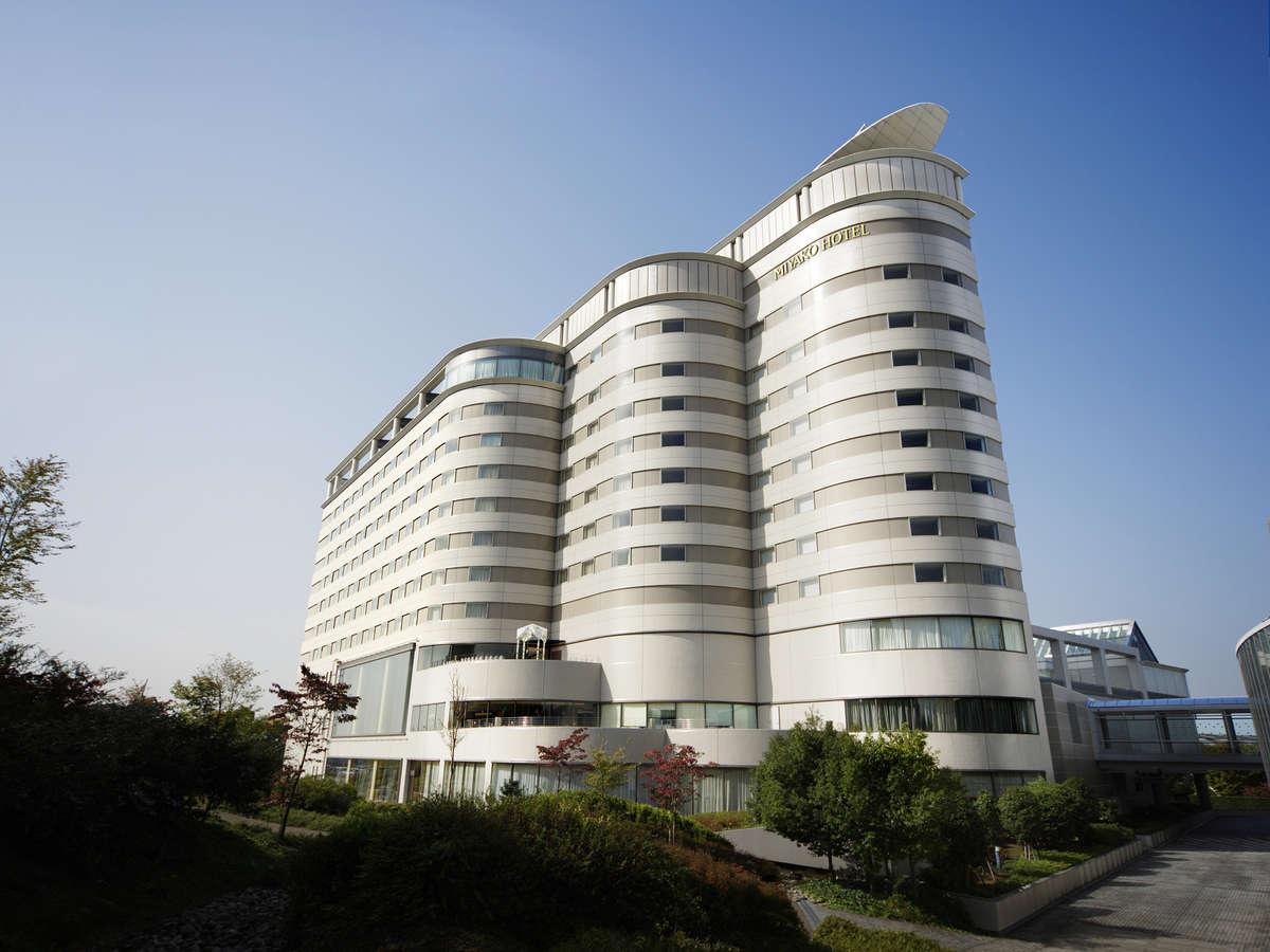 都ホテル 岐阜長良川 外観