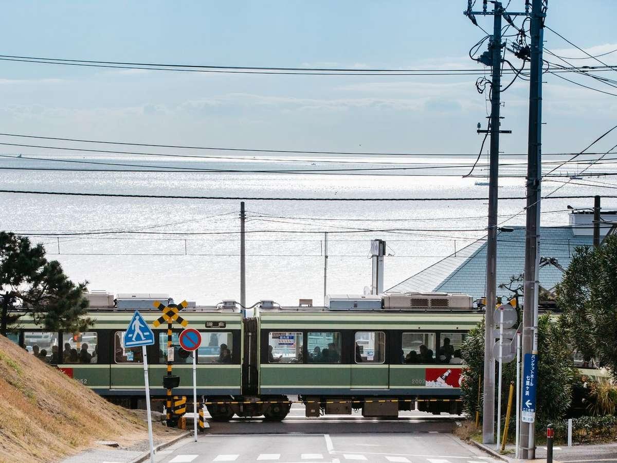 !相模湾の潮風を感じながら古都鎌倉や江の島を散策してみませんか♪