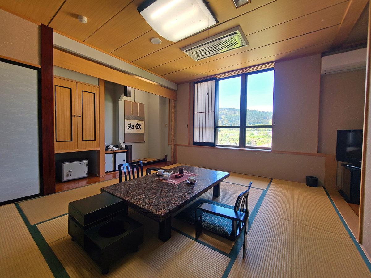 ■客室一例/1日1組様限定 特別室「花水木-Hanamizuki-」 ごゆるりとお寛ぎ下さい。