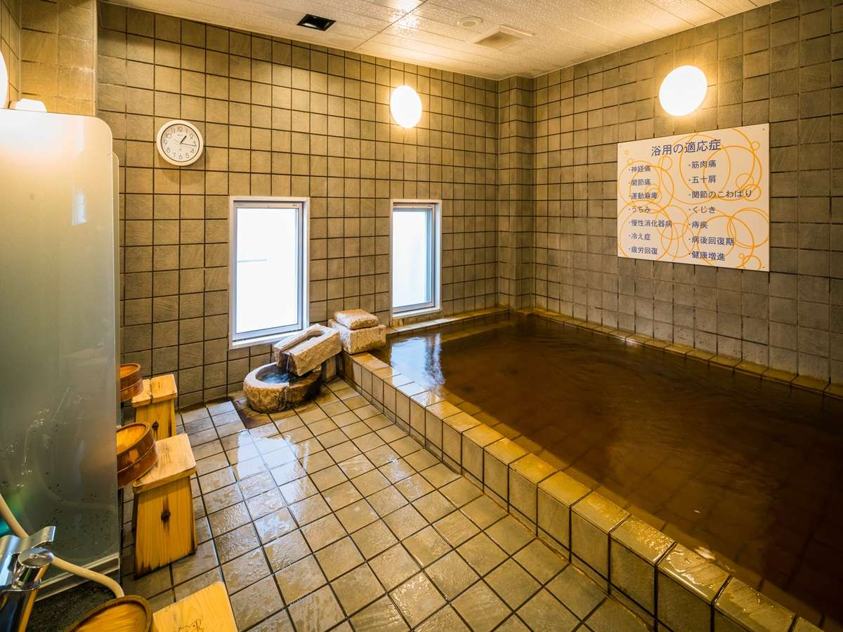 【Natural】天然温泉天下取りの湯(男女入れ替え制)