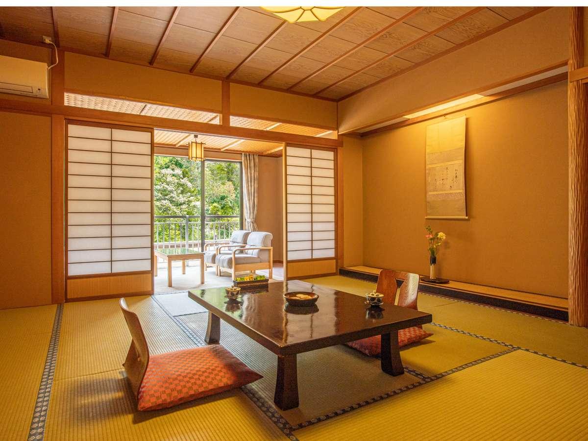 ~リーズナブルな10畳以上のお任せ客室~ ご夫婦やカップルでのご利用に最適なコンパクトな和室です♪