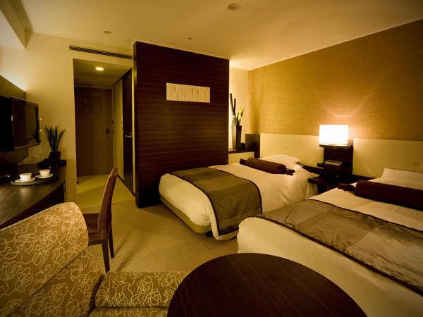 ホテル グランヴィア大阪でプチ優雅な宿泊ができました!