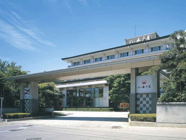 仙台奥座敷・秋保温泉に佇むホテルニュー水戸屋
