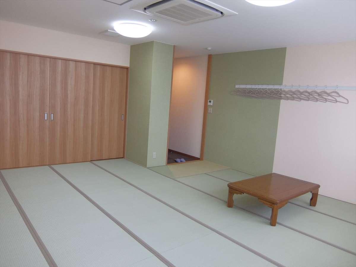 別館 3、4階和室